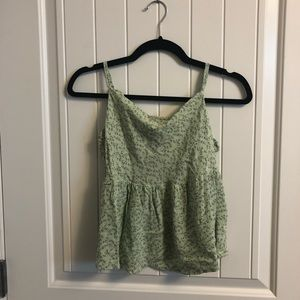 Floral Tank from American Eagle